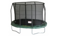 JUMPKING and BAZOONGI Round and Oval Trampolines