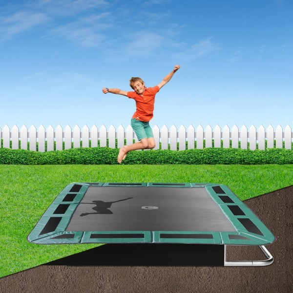 Capital Play 14x10 Rectangle Trampoline