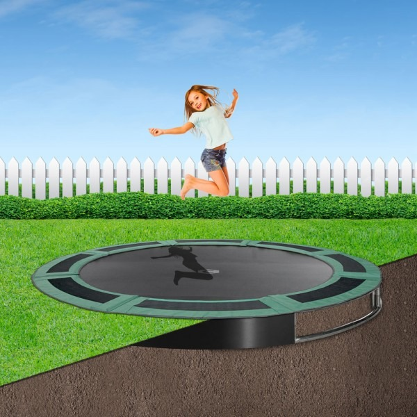 Capital Play 14 Foot Inground Trampoline