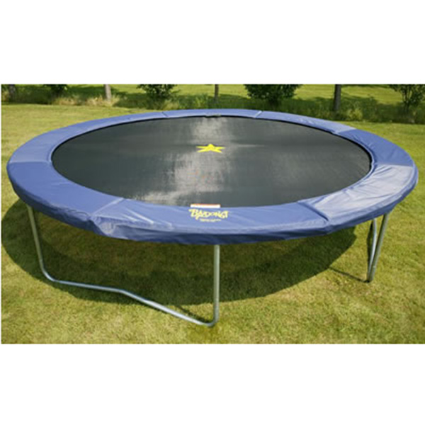 Jumpking/Bazoongi 12 Foot Deluxe Round Trampoline